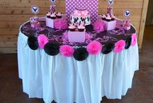Lailahs party / by Amber Ahartz