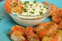 Cuisine - Apéritif - Crevettes