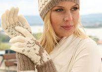Hats - knit (Czapki na drutach) / Wzory czapek do zrobienia na drutach