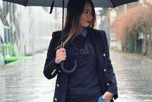 Women's outfit / www.MomyParis.com
