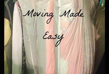 when moving out / by Haley Gaston