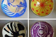 ceramics and glass