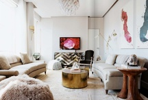 Inside Living + Lounge / by Maienza - Wilson
