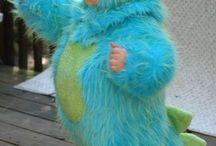 Fuzzy Wuzzy Was A.....