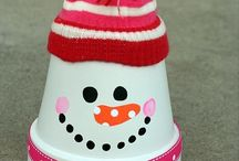 Christmas Crafts / All kinds of fun crafts to do for Christmas