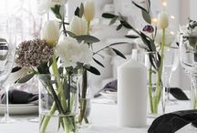 På bordet