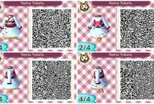 Animal Crossing QR Clothes