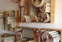 paper/book craft