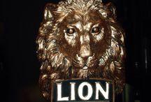 Golden Lion / The Golden Lion