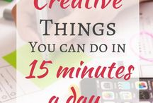 Art Habit for Moms / Are you a creative mom? If self-care includes painting, drawing, crafting, art projects, art journaling, then you will find a lot of inspiration in this board. / art  / mom life / creative ideas / art inspiration / self care / mom time ideas / creative mom ideas / creative crafts  / art project / time management