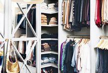 Home and closet organization