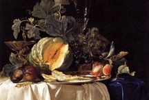 Baroque Still Life / A collection of my favorite Baroque Still Life paintings