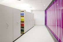 Storage and shelving products