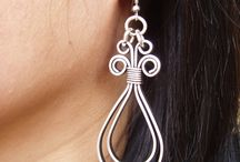 Earrings - Wire