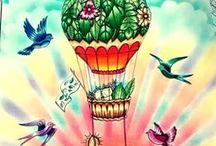 Floresta Encantada - Balão / Enchanted Forest - Balloon
