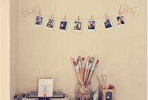 photo wall/s