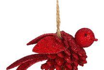 Fåglar jul