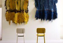 Textiel kunstenaars