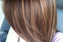 Ideas of hair coloration