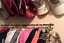 Platz im Kleiderschrank