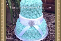 Tracealicious cake gallery  / A selection of cakes made by miss Tracealicious , let her create your next dream cake