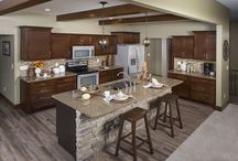 Traditional Kitchens / For those looking for beautiful traditional kitchen cabinetry.