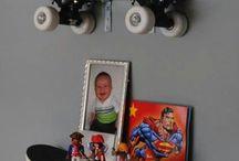 Reuben's room