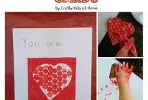 {Valentines Crafts For Kids}
