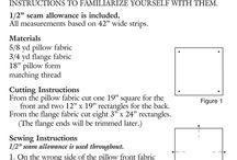 Flange Pillow