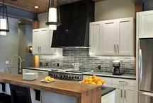 Cucine / Idee per cucine casa nuova