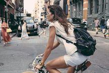 Road bike vintage