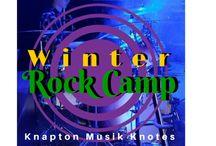 Rock Camps / Winter Rock Camp at Knapton Musik Knotes