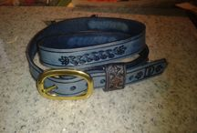 My own Leather Crafts by Elke J.K. / All what I have done so far in leather work, I started out in November 2015 with a Basic course and since than I love to work with leather and still learning how to do it. I will share my items I made, they are only made 1 time and are all uniqe originals Have fun looking