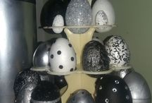 My DiY EaStEr Collection / Diy Easter eggs and home decor.