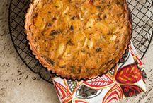 Tortas doces e salgadas / Receitas do 'Paladar', caderno de gastronomia do Estadão
