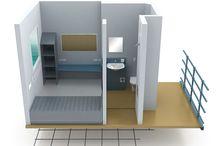 Prefabricated Prison Cells