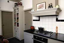 My home. Kitchen