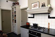 My home. Kitchen