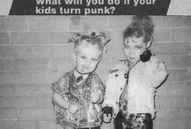 Too punk rock