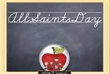 all saints day / by Colleen Rein