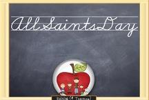 All Saints Celebration