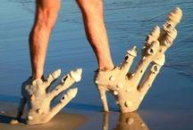 Crazy shoes :D