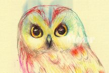 Whooo Love Owls?! I Do!