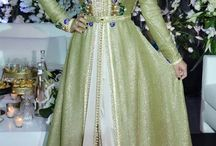 ○° Maroccan dresses