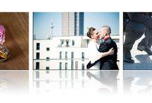 Inspiratinen rund um die Hochzeitsfotografie / Diese Fotos und Gestaltungen gefallen uns