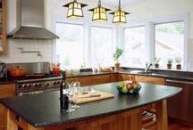 kitchen re-do / by Jessica Horner