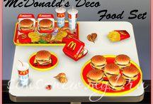 Sims 4 CC Food