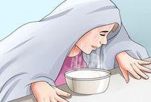 Reinigung und Entgiftung