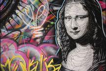 SUFYR / Né en 1986 à Fréjus, SUFYR est passionné depuis son enfance par le dessin. Celui-ci devient une passion dévorante qui l'accompagne toujours aujourd'hui.En 2013, le courant street art en pleine explosion, il se voue d'admiration pour ces artistes et s'intéresse plus spécialement aux pochoiristes dont il décortiquera la technique. Des centaines d'heures de découpe et de nombreux essais plus tard, son style est trouvé.