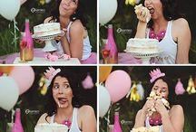 Cake smash adult
